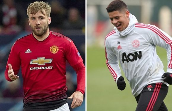 Man Utd squad avoid this star in training for ONE reason, Luke Shaw reveals