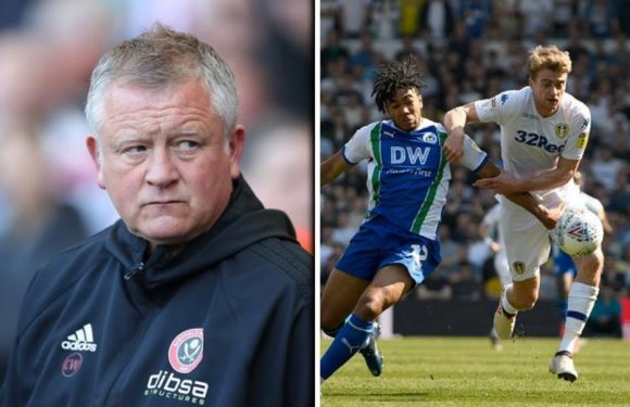 Sheffield United boss Chris Wilder aims SECRET dig at Leeds – private comments revealed