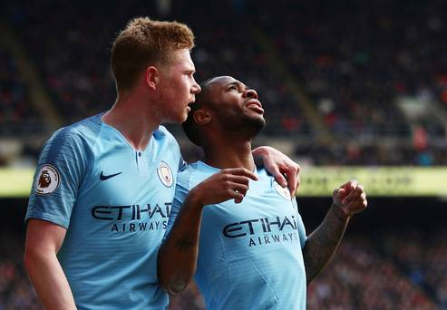 'I thought he was a bit of a d***head' – Kevin De Bruyne admits he was wrong about Raheem Sterling