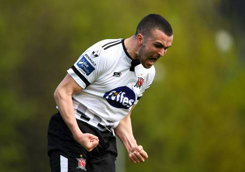Dundalk return to second after sweeping aside UCD with second half surge