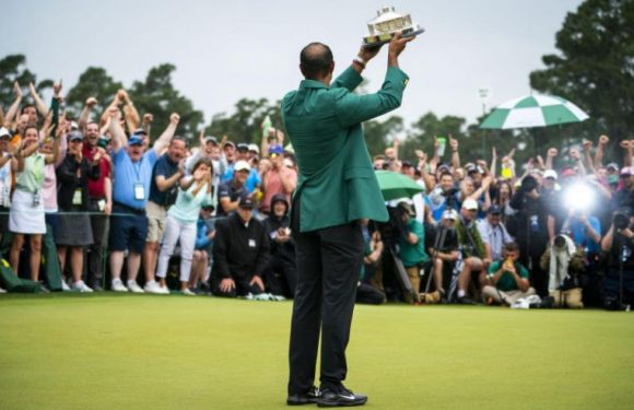 Winner of $1.62 million Tiger Woods wager was first-time sports bettor