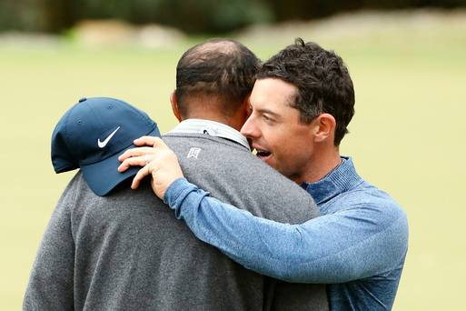 Paul McGinley highlights worrying stat for Rory McIlroy ahead of Masters but believes Tiger defeat could be blessing in disguise