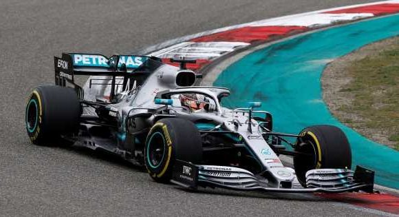 Results from Chinese Grand Prix as Hamilton and Bottas went head-to-head