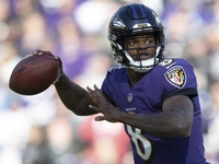 Ravens' Lamar Jackson focuses on improving accuracy