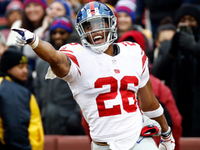 Saquon Barkley aiming to show 'they got the right guy'