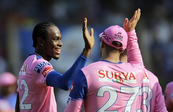 Jofra Archer left out of provisional England World Cup squad