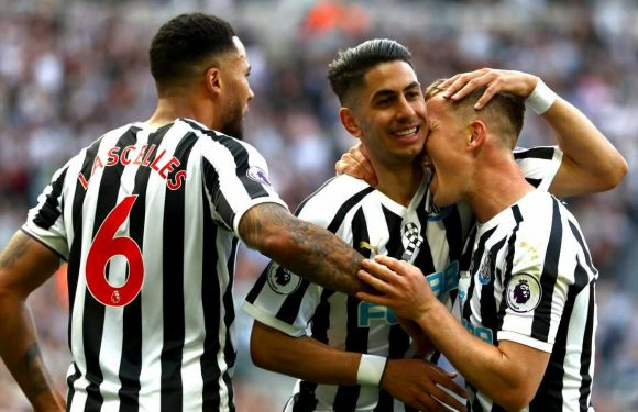 Newcastle vs Southampton result: Ayoze Perez hat-trick downs Saints to secure Premier League safety