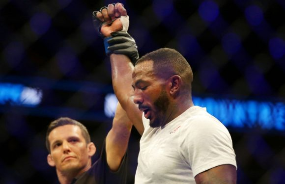 Khalil Rountree Jr. dominates Eryk Anders for unanimous decision win at UFC 236