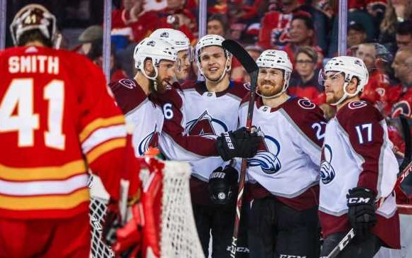 Top seed Flames join Lightning as 1st-round flops