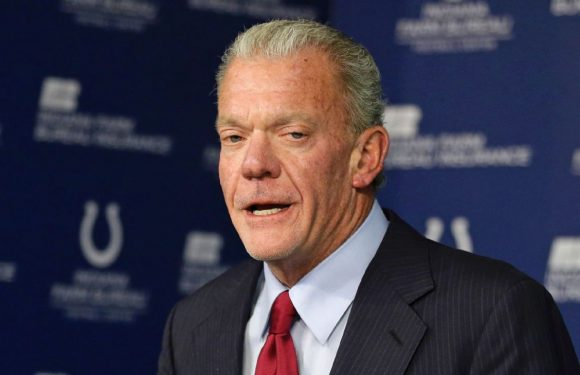 Lennon's 'Sgt. Pepper's' piano sold to Colts' Irsay