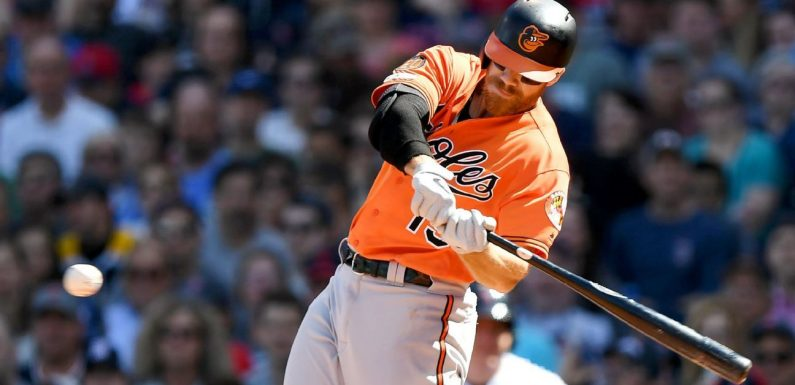 How Chris Davis snapped, embraced baseball's most epic oh-fer