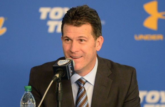 Ex-UCLA coach Alford hired to lead Nevada