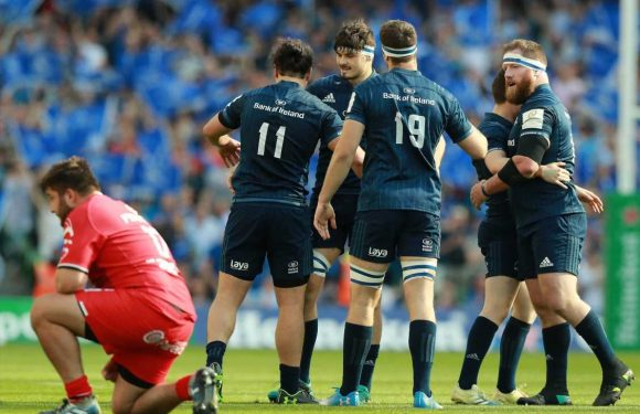 Holders Leinster see off Toulouse to reach another Champions Cup final