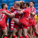 Warrington 12-36 Salford: Red Devils stun second-placed Wolves