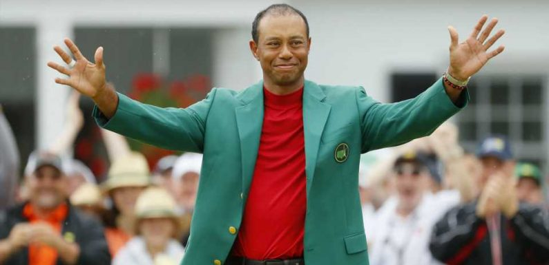 Can Tiger Woods overhaul Jack Nicklaus' major record?