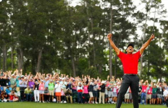 Tom Brady, Serena Williams and others react to Tiger Woods winning the Masters