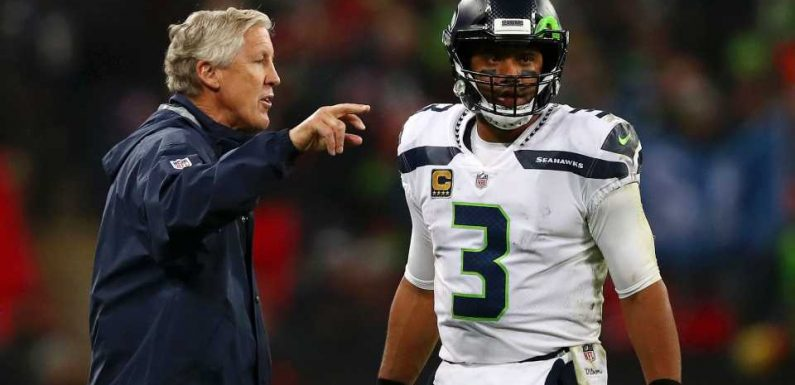 Russell Wilson free agency rumors: Seahawks think quarterback eventually 'would like to play elsewhere'