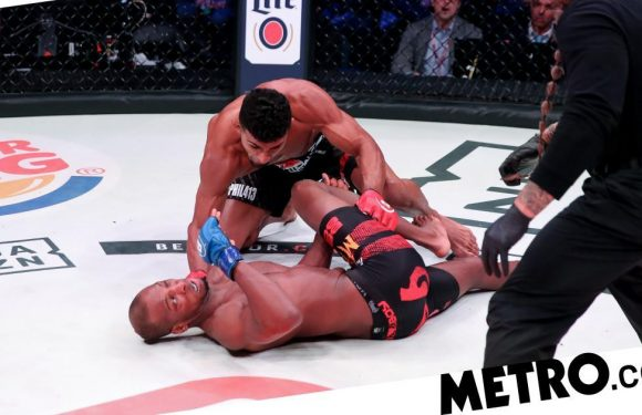 Michael Venom Page loses undefeated record via brutal KO from Douglas Lima