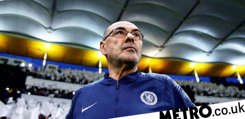 Chelsea decide replacement for Maurizio Sarri as they prepare to axe Italian
