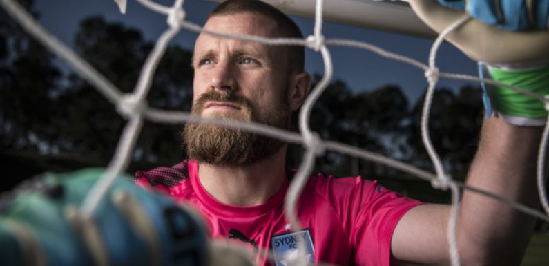 Throwing his weight around: How Redmayne put on 16kg in two years at Sydney FC