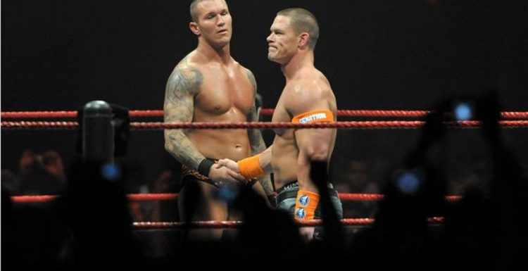 John Cena TROLLED by legendary WWE rival Randy Orton over cryptic tweet after WrestleMania
