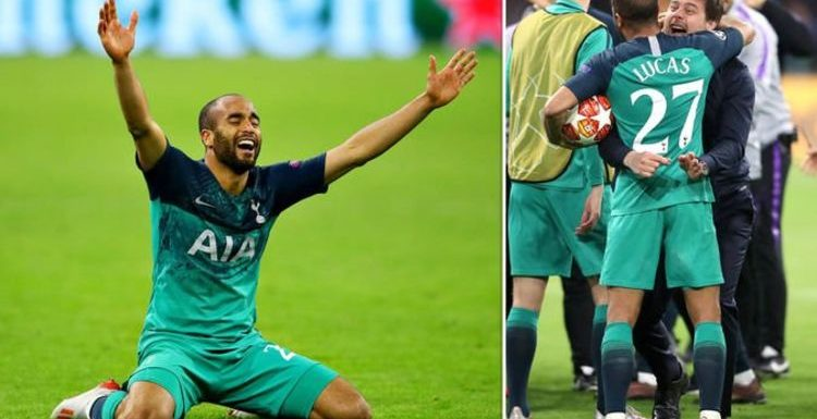 Tottenham star Lucas Moura reveals what Pochettino said before Champions League hat-trick