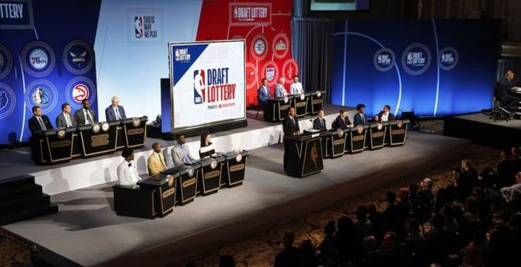 NBA Draft Lottery LIVE results: Who takes the No 1 pick? Where will Zion Williamson go?