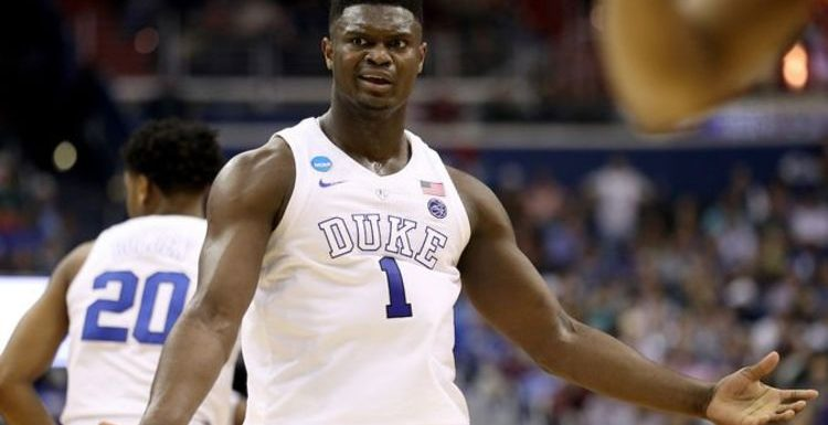 Zion Williamson FURIOUS after Pelicans win No 1 pick, wanted Knicks to draft him