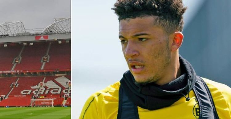 Man Utd target Jadon Sancho in transfer decision amid Barcelona and Real Madrid interest