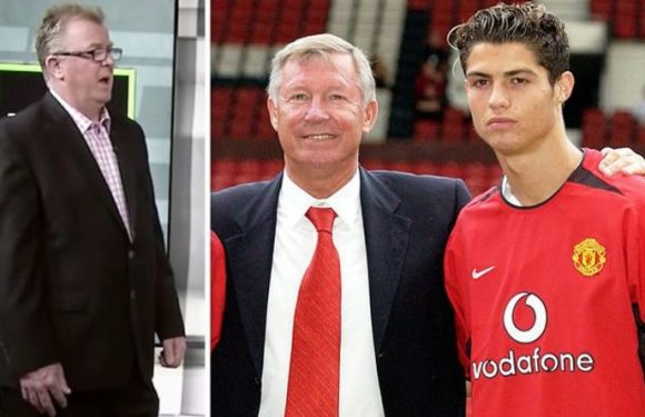 Man Utd transfer target compared to Cristiano Ronaldo… but there's one big difference