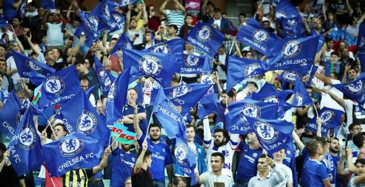 Who Chelsea fans might not have spotted was at Europa League final demolition of Arsenal