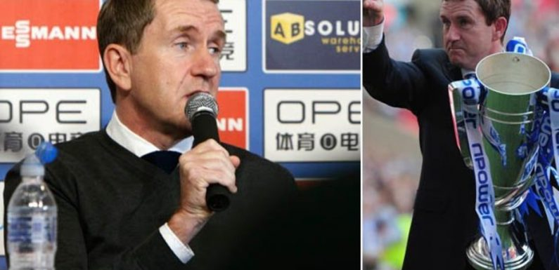 Dean Hoyle takes blame for Huddersfield relegation ahead of farewell home game vs Man Utd