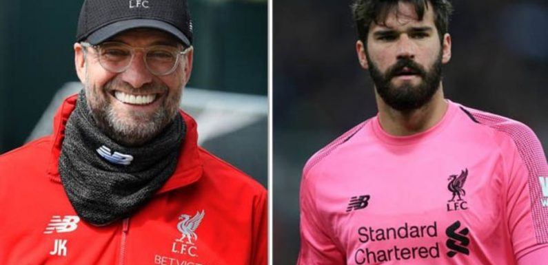 Liverpool IN TALKS to sign Alisson back-up – Kop officials have 'made contact'