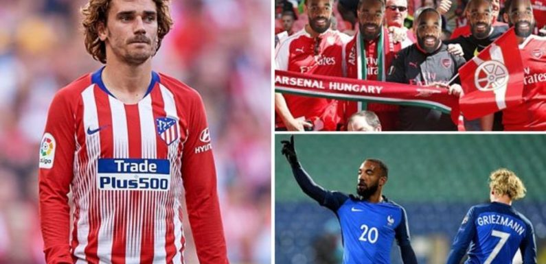 Why Atletico Madrid losing Antoine Griezmann to Barcelona is BAD news for Arsenal
