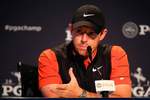 'It's a boost to the entire team' – Confederation of Golf in Ireland welcomes Rory McIlroy's Olympics announcement