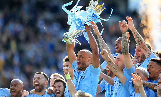 Neville says current City side are 'greatest' ever in Premier League