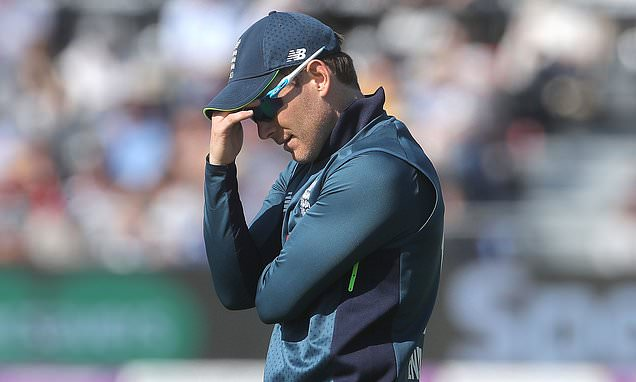 England captain Eoin Morgan suspended for fourth ODI against Pakistan