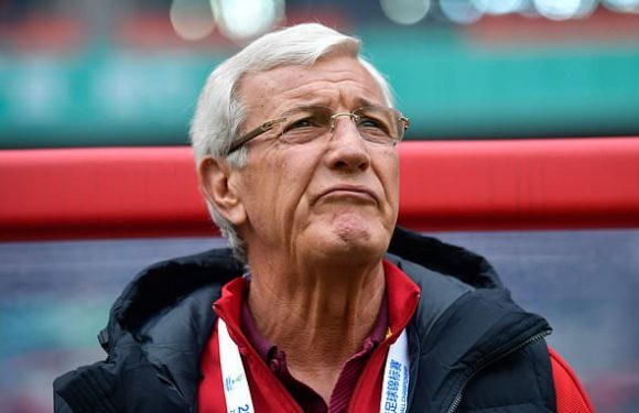 Marcello Lippi returns as China coach ahead of 2022 World Cup