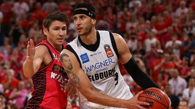 Ex-United star Boone finds new NBL home