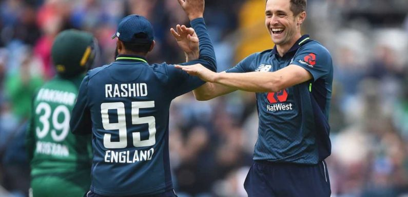 England vs Pakistan: Chris Woakes' five-wicket haul completes ODI series win in style