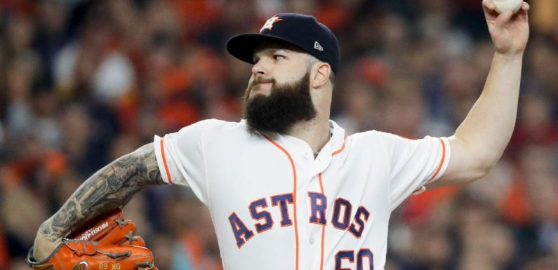 Unsigned Keuchel stands ground on market value