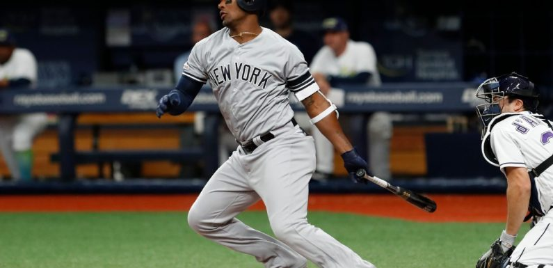 Yanks' Andujar to have season-ending surgery