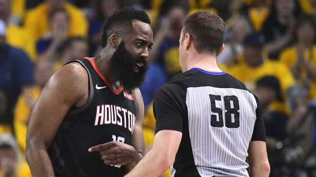Lowe: How philosophical differences define the Rockets-Warriors series