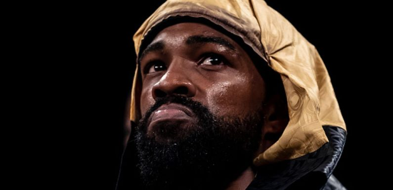 Wilder vs Breazeale: Gary Russell Jr out to prove 'elite' level