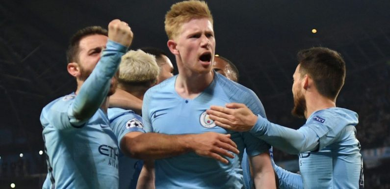 Man City's Kevin De Bruyne has no sympathy for Liverpool