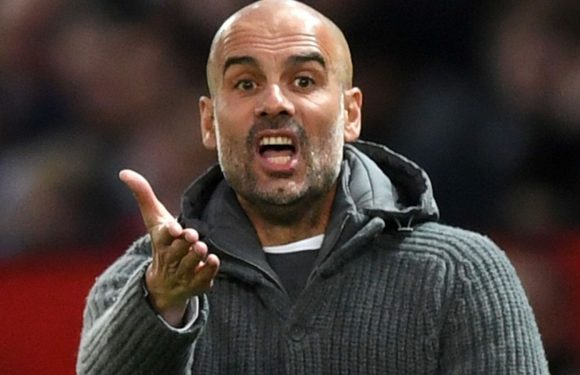 Pep Guardiola demands Man City Champions League success