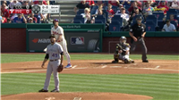 Bryce Harper Mashed A Tater Over The Damn Batter's Eye