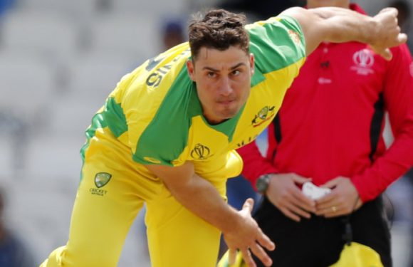 Secret training session lifts Stoinis' hopes of World Cup reprieve