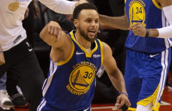 Warriors fight for NBA finals survival