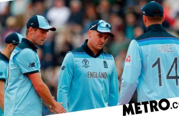 England provide Morgan and Roy injury updates ahead of crucial World Cup games